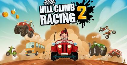 Hill Climb Racing 2 tuo muun muassa moninpelin.