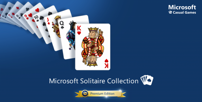 microsoft solitaire collection pasianssi