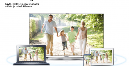 Samsung Link.