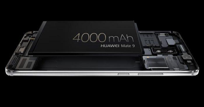 Huawei Mate 9 akku