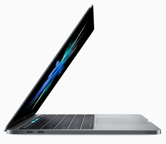 Apple MacBook Pro.