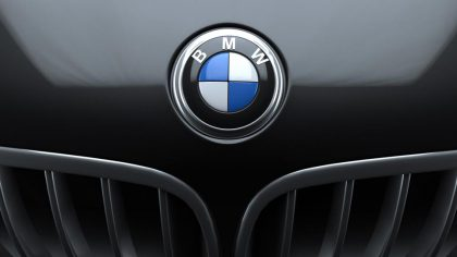 BMW:n merkki.