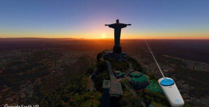 Google Earth VR.