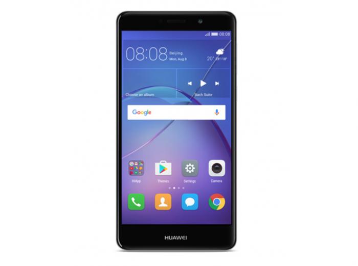 Huawei Mate 9 lite.