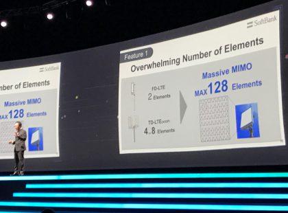 Massive MIMO -tekniikka tuo tukiaseman oheen 128 antennia.