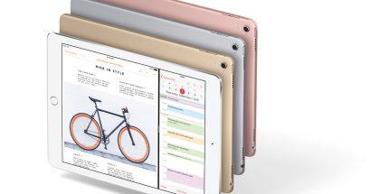 Nykyinen 9,7 tuuman iPad Pro on saamassa suuremmalla näytöllä varustetun seuraajan.