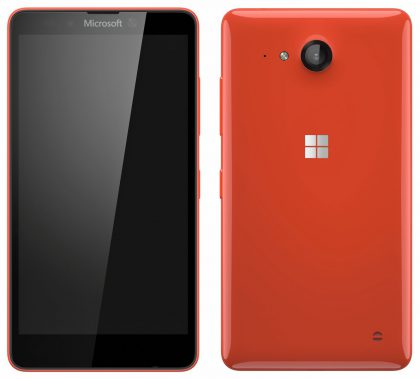Lumia 750. Evan Blassin Twitterissä vuotama kuva.