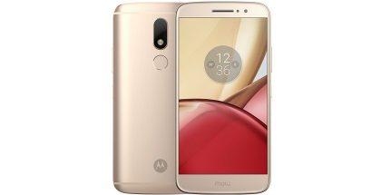 Uusi Moto M -puhelin.