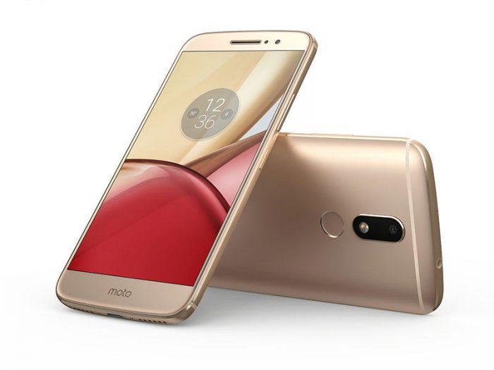 Motorola Moto M Nowhereelsen julkaisemassa kuvassa.