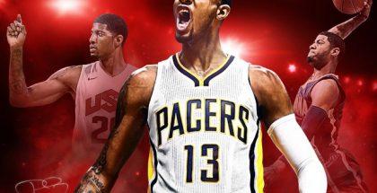 NBA 2K17.