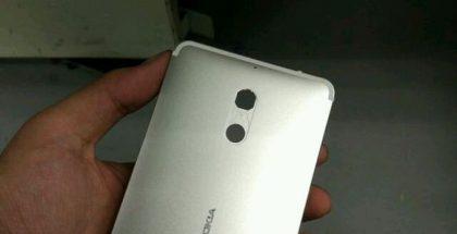 Aiemmin vuotanut, ehkä aito Android-Nokian runko.