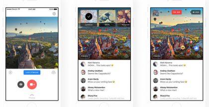 Prismalla voi jo muokata Facebook-live-videoiden tyyliä.