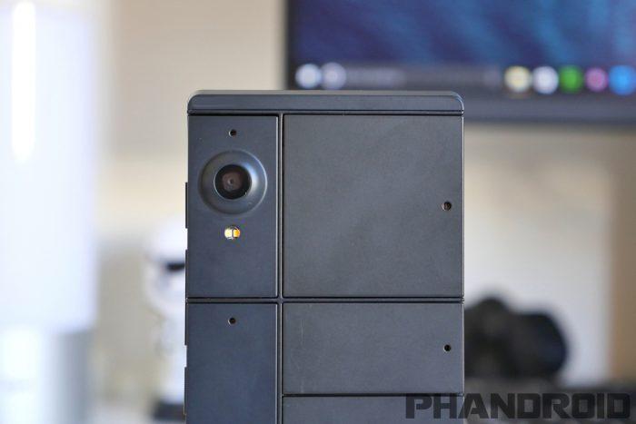 Phandroid sai käsiinsä Project Ara -puhelimen.
