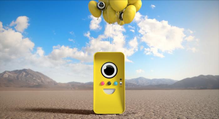Snapbot-myyntiautomaatti.