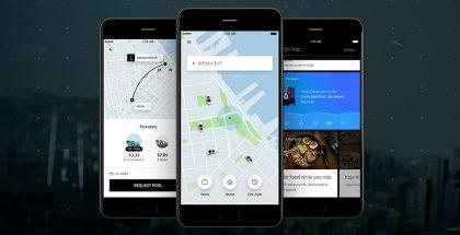 Uber uudisti sovelluksensa täysin marraskuun alussa.