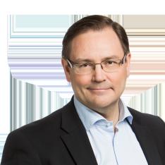 Elisan toimitusjohtaja Veli-Matti Mattila.