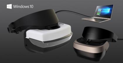 Windows 10:n päivitys tuo myös uusia VR-laitteita.
