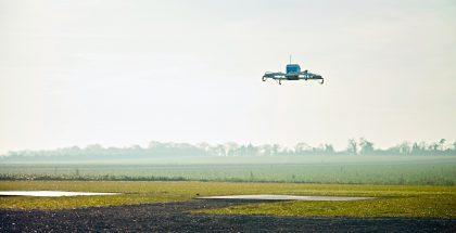 Amazon Prime Air lennokkikuljetukset