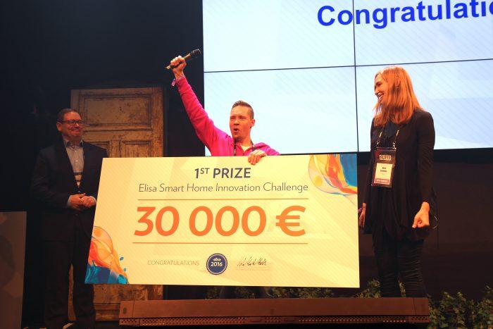 Lukoton voitti Smart Home -kategorian