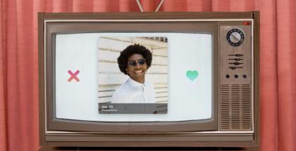 Tinder saapui Apple TV:lle.