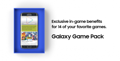 Samsung Galaxy Game Pack