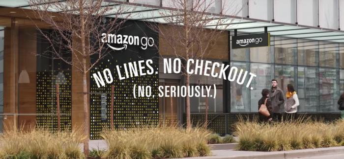 Amazon Go avautuu ensin vain Amazonin työntekijöille testiin.