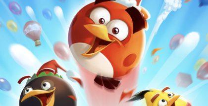 Angry Birds Blast.