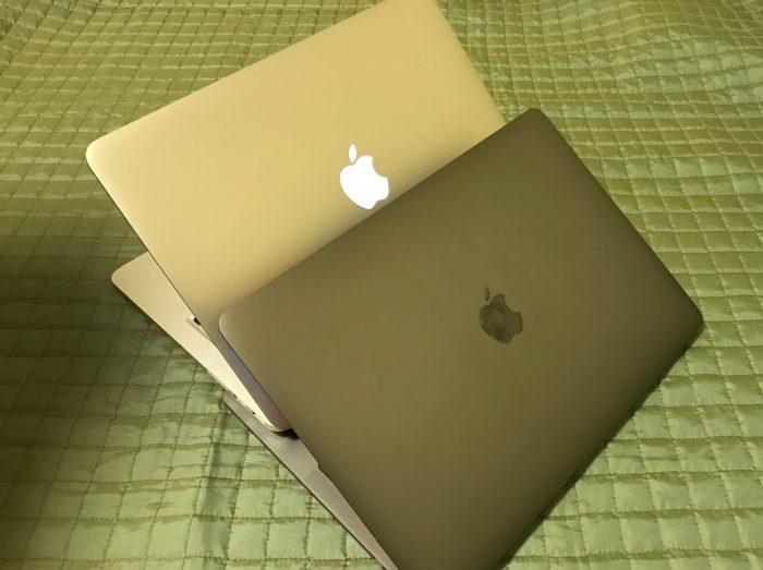 Apple-logo ei ole enää valaistu uudessa MacBook Prossa.