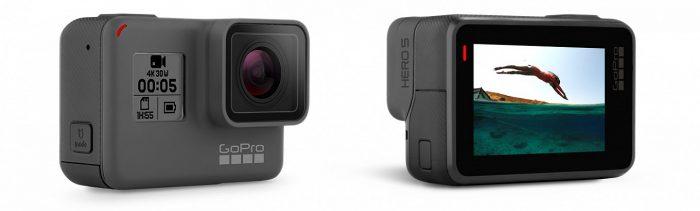GoPro HERO5 Black.