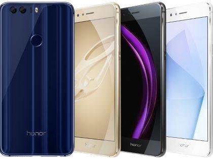 Honor 8 oli yksi Huawein viime vuoden tärkeimpiä uutuuksia.