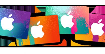 iTunes-lahjakortit.