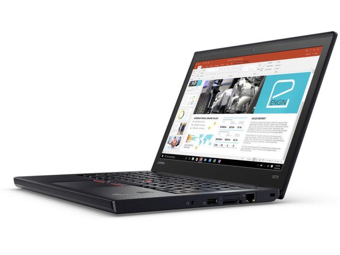 Lenovo ThinkPad X270.