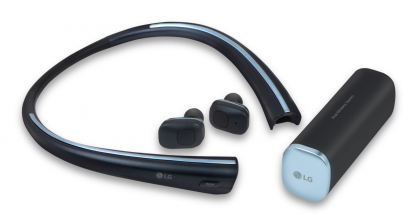 LG Tone Free -kuulokkeet.