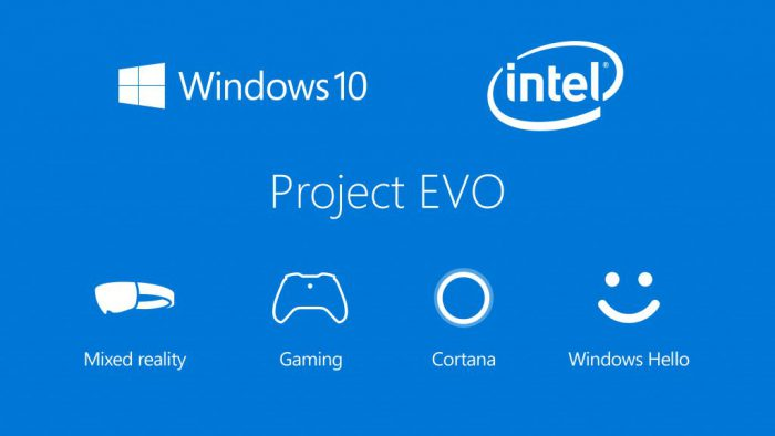Microsoft ja Intel vievät PC:eitä eteenpäin Project Evo -hankkeilla.