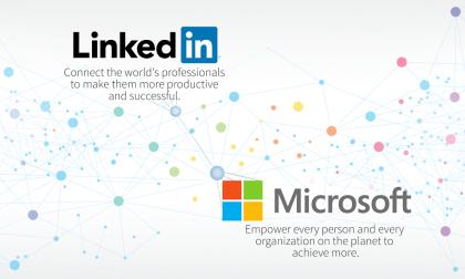Microsoft osti LinkedInin.