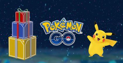 Pokémon GOssa on luvassa joulusta käynnistyvä erikoistapahtuma.