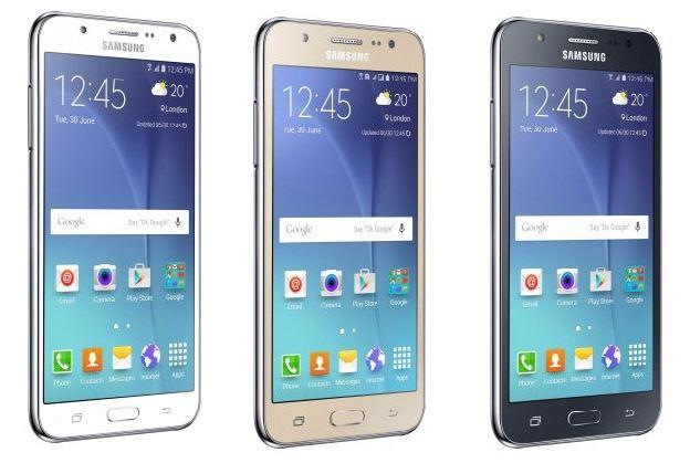 Samsung Galaxy J5 (2016).