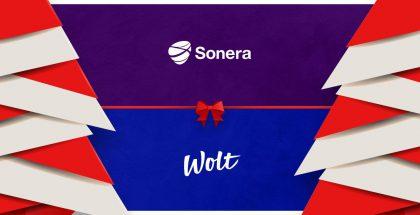 Sonera ja Wolt avasivat yhdessä puhelinten myynnin.