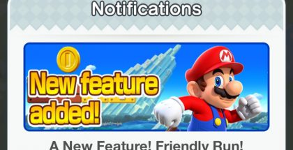 Super Mario Run sai uuden pelitilan.