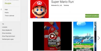 Super Mario Run Google Playssa.