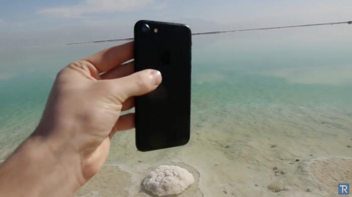 iPhone 7 merivesi