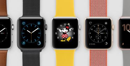 Uutta Apple Watch -mallistoa.