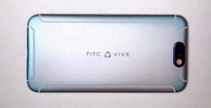 HTC:n videolla nähty Vive-puhelin.