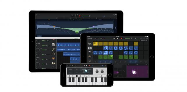 Apple päivitti musiikkisovelluksiaan – uusitut GarageBand ja Logic Pro X nyt ladattavissa