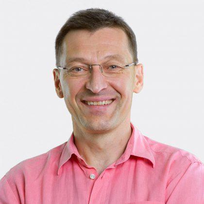 HMD Globalin markkinointijohtaja Pekka Rantala.
