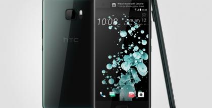 HTC U Ultra mustana.
