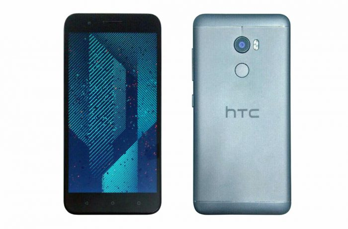 HTC X10 Evan Blassin VentureBeatissa julkaisemassa kuvassa.