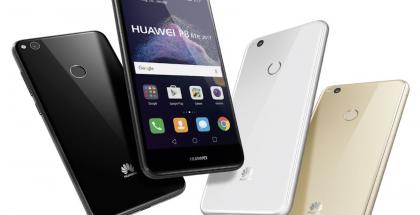 Huawei P8 Lite 2017.