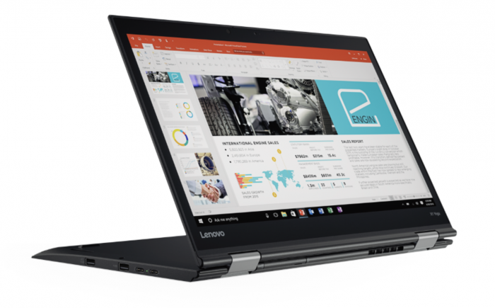 Lenovo ThinkPad X1 Yoga.
