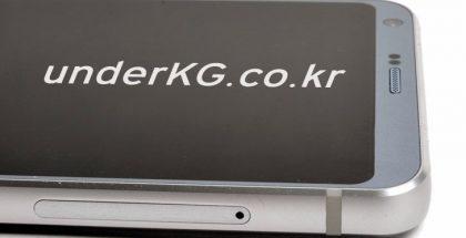 LG G6 uudessa underKG:n julkaisemassa lehdistökuvassa.